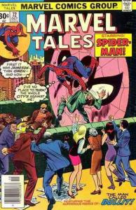 Marvel Tales (2nd Series) #72 FN; Marvel | save on shipping - details inside