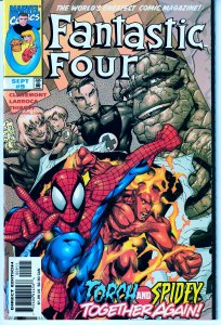 Fantastic Four(vol.2)# 9,10,12,13,14,15 Iron Man! Spidey!Kraven The Hunter!Ronan