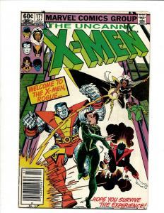 Uncanny X-Men # 171 FN Marvel Comic Book Wolverine Wendigo Storm Cyclops DS4