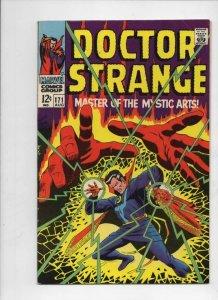 DOCTOR STRANGE #171, VF, Mystic Arts, Tom Palmer,1968, more DS in store, Dr