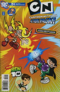 CARTOON NETWORK: ACTION PACK (2006 DC) #21 NM