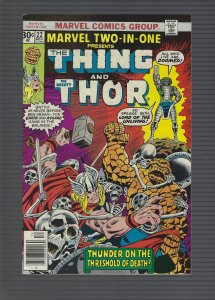 Marvel Two-in-One #22 (1976)