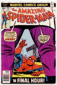 Amazing Spider-Man #164 MID-GRADE  Kingpin