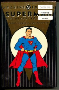 Superman: The Worlds Finest Archives 2 hardcover- sealed