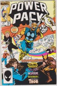 Power Pack #19 (1986)