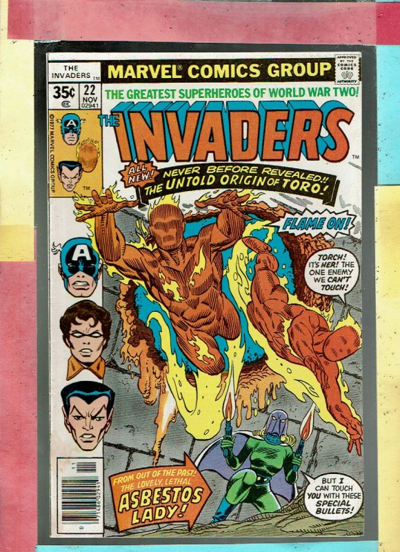 THE INVADERS 22