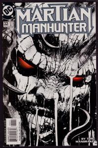 Martian Manhunter #32 (2nd Series)   9.4 NM