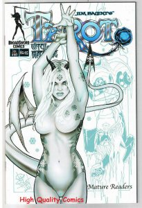 TAROT WITCH of the Black Rose #60, NM, Jim Balent,  Femme Fatale, more in store