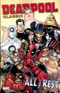 Deadpool Classic TPB #15 VF/NM; Marvel | save on shipping - details inside