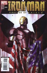 Iron Man (2005 series) #22, NM (Stock photo)