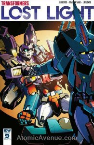 Transformers, The: Lost Light #9A VF/NM; IDW | save on shipping - details inside