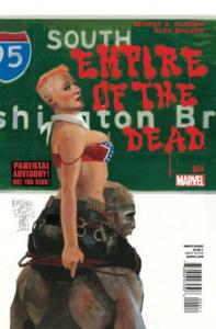 George Romero's Empire of the Dead: Act One #4, NM- (Stock photo)