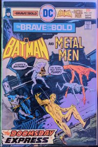The Brave and the Bold #121 (1975)
