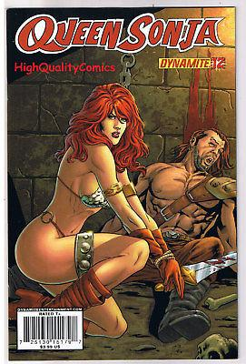 QUEEN RED SONJA #12, VF+ She-Devil, Carlos Rafael, 2009, more in store
