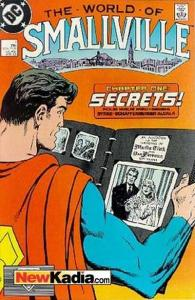 World of Smallville #1, VF+ (Stock photo)