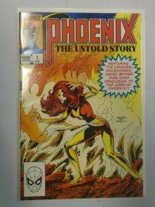 Phoenix The Untold Story #1 8.0 VF (1984)