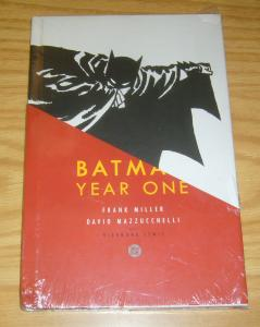 Batman: Year One HC VF/NM frank miller - hardcover collects 404-407 dc comics