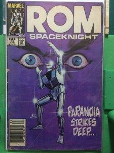 Rom Spaceknight #53