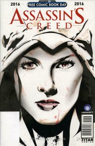 Assassin's Creed FCBD #2016 FN; Titan | save on shipping - details inside