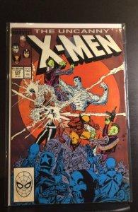 The Uncanny X-Men #229 (1988)