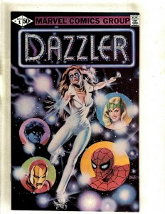 Dazzler # 1 NM ERROR Page # 24 (Black & White) Marvel Comic Book Spider-Man HJ9