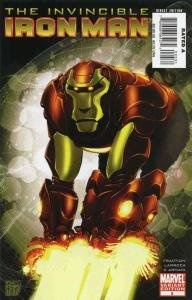Invincible Iron Man #5B VF/NM; Marvel | save on shipping - details inside