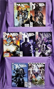 Mike Carey X-MEN #194 - 199; Annual #1 - 1st Appearance PANDEMIC (Marvel, 2007)