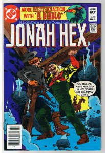 JONAH HEX #58, VF, Catfish Pond, Dick Ayers, 1977, more JH in store