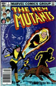 New Mutants #1, 8.0 or Better