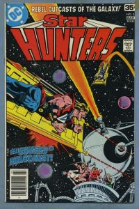 STAR HUNTERS #3, NM-, Holocaust, Galaxy, DC 1977 1978  more DC in store