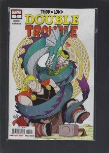 Thor And Loki: Double Trouble #2