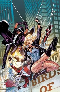 BIRDS OF PREY (2019 DC) #1 PRESALE-10/30
