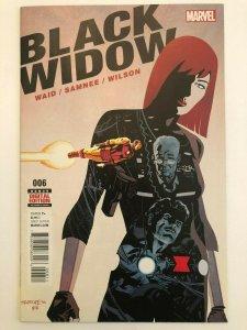 Black Widow (2016 Series) #6 Waid, Samnee, Wilson NM