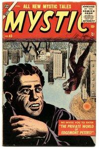 Mystic #43 1956-atlas-horror-sci-fi-nice copy