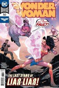 Wonder Woman (2020 series) #763, NM + (Stock photo)