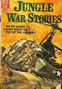 JUNGLE WAR STORIES #5 VIET NAM FIGHT THE CONG 1963 FR