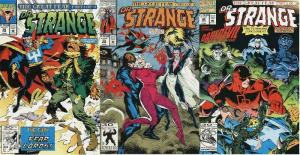 DOCTOR STRANGE (1988) 38-40  The Great Fear