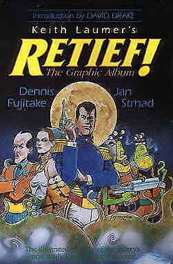 Retief (Keith Laumer's…) TPB #1 FN; Mad Dog   save on shipping - details inside