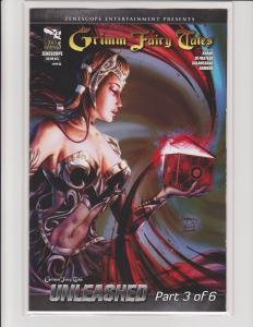 Grimm Fairy Tales Tarot #5 Cover D Zenescope GFT Comic NM Meloni