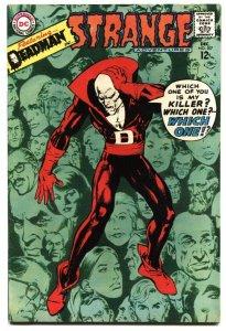 Strange Adventures #207 DEADMAN DC comic book VF+