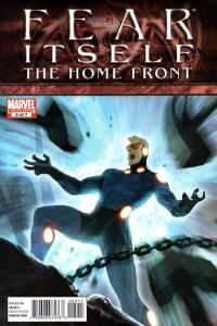 Fear Itself: The Home Front #5, NM (Stock photo)