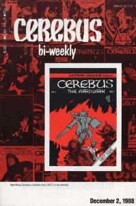 Cerebus Bi-Weekly #1 VF/NM; Aardvark-Vanaheim | save on shipping - details insid