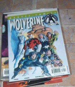 Wolverine #172 (Mar 2002, Marvel)alpha flight  canada