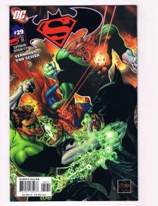 Superman/Batman #29 NM DC Comics Comic Book JLA Oct 2006 DE28