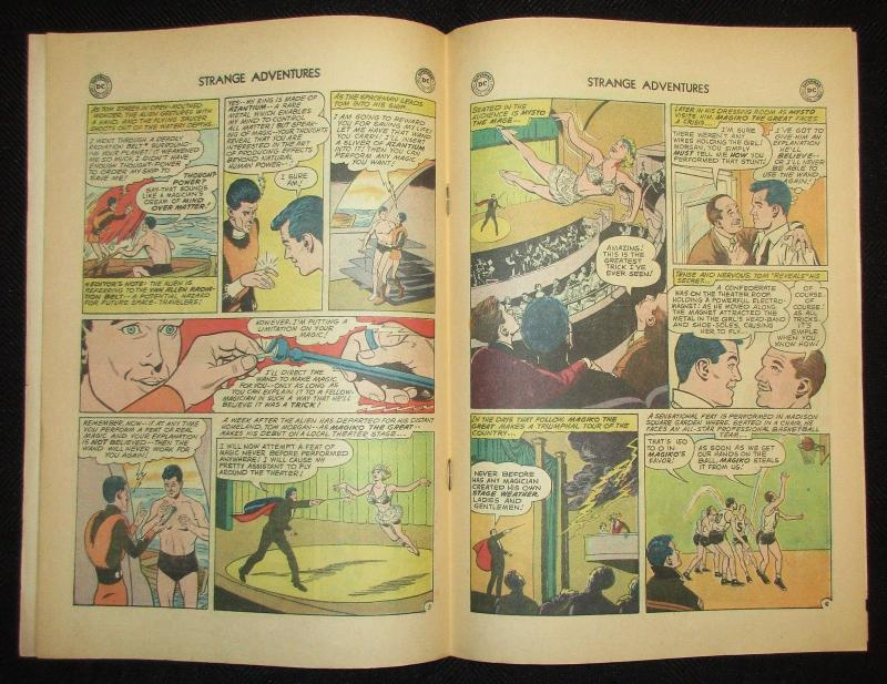 Strange Adventures #121 - Invasion of the Flying Reptiles! (DC, 1960) FN-