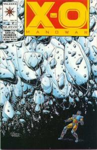 X-O Manowar (1992 series) #19, NM + (Stock photo)
