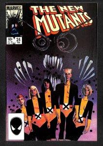 The New Mutants #24 (1985)