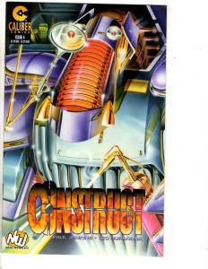 8 Comics Construct 4 Avengelyne 1 Shotgun Mary 1 2 3 4 1 March Grand Prix J310