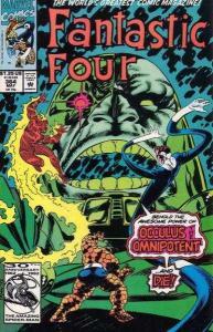 Fantastic Four (1961 series) #364, NM- (Stock photo)