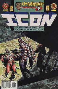 Icon #19 VF; DC/Milestone | save on shipping - details inside
